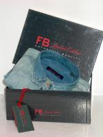 F B Fashion Simon  camicia jeans 0231