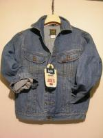 LEE RIDER JACKET .1539.1106070883. 8308 giubbino ston medio